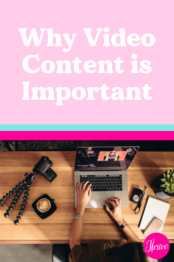 Why Video Content is Important with Breonna Queen